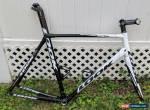 LOOK 595 Carbon Road Bike Frameset Large XL 57cm for Sale