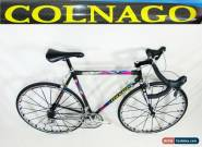 Vintage 90's COLNAGO C40 TEAM LAMPRE 54cm Post Modern BIKE 9s Mavic Ksyrium SSC for Sale