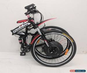 Classic Pedalease electric folding bike 36v 250w integrated motor battery ICU in wheel  for Sale