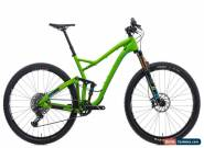 "2018 Niner JET 9 RDO 4-STAR Mountain Bike Large 29"" Carbon SRAM X01 Stan's Fox for Sale"