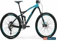 Merida One Forty 700 2017 Full Suspension Mountain Bike Shimano XT Size L for Sale