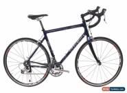 USED 2005 Trek Pilot 5.2 58cm Carbon Road Bike 3x10 Speed Ultegra Triple Blue for Sale