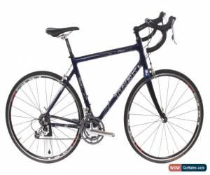 Classic USED 2005 Trek Pilot 5.2 58cm Carbon Road Bike 3x10 Speed Ultegra Triple Blue for Sale
