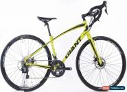USED 2018 Giant Anyroad Gravel Bike Medium Aluminum Shimano Tiagra 2x10 Speed for Sale