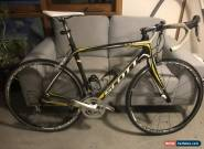 ROADBIKE SCOTT CR1 COMP.FULL CARBON.105 GROUP.SUPERLIGHT AWESOME PRO BIKE.49 for Sale