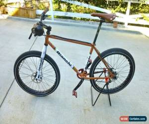 Classic Bianchi M.U.S.S Custom built 10 Speed converted 17.5 in Excellent condition  for Sale