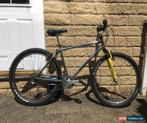 Classic Sunn XCircuit Mountan Bike Obsys40 Suspension Forks Rare Barn Find for Sale
