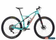 2017 Specialized S-Works Epic FSR Mountain Bike Large Carbon Shimano XTR Di2 11s for Sale