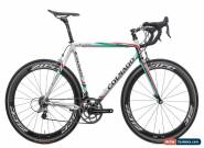 2008 Colnago C50 Road Bike 56cm Large Carbon Shimano Dura-Ace 10 Speed Zipp 404 for Sale