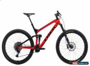 "2018 Trek Slash 9.8 Mountain Bike 21.5in 29"" Carbon SRAM GX Eagle Fox Bontrager for Sale"