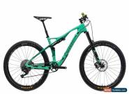 "2018 Orbea Occam AM M30 Mountain Bike Medium 27.5"" Carbon Shimano XT 11s Fox for Sale"