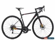 2015 BMC Granfondo GF02 Disc Gravel Bike 51cm Small Aluminum Shimano Ultegra 11s for Sale