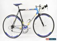 1999 Colango C40 Carbon Mapei Team Bicycle Campagnolo Record 59cm for Sale