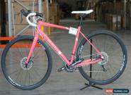 Masi Aalare Disc Road Bike Bellissima Coral size 50 M New Other for Sale