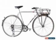 USED 1988 Miyata One Twelve 54cm Lugged Steel Hybrid Bike 3x6 Speed Shimano for Sale