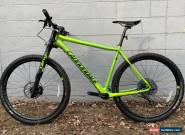 2018 Cannondale F-Si FSI Carbon 2 - SRAM Eagle Hollowgram - 29er - XL - NEW for Sale