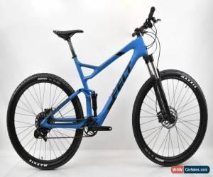 Classic Felt 2018 Edict 5 Carbon Cross Country MTB Matte Blue XL for Sale
