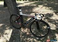 Focus PISTA AVANTI Track Bike, MINT, Full carbon, 55cm TT, 9cm HT,  EXCELLENT!!! for Sale