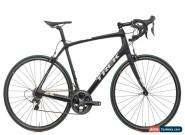 2015 Trek Domane 5.9 Road Bike 60cm Carbon Shimano Dura-Ace White Industries HED for Sale