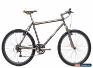 "1997 Moots YBBeat Mountain Bike Large 26"" Titanium Shimano XTR M960 3x8 Speed for Sale"