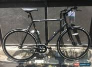 Bianchi SPRINT,single Speed,Black ;NEW.2019 Floor model;57cm; for Sale