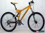 """Specialized M4 Stumpjumper FSR MTB Bike 2005 Medium 18"""" XTR Marzocchi Charity! for Sale"""