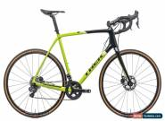 2016 Trek Boone 9 Disc Cyclocross Bike 61cm Carbon Shimano Ulterga Di2 6870 11s for Sale