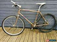 Dawes Synthesis 653 LX Reynolds steel cyclocross hybrid touring gravel bike for Sale