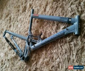 Classic MONGOOSE Canaan Team frame M medium FR freeride trail dirt XC for Sale