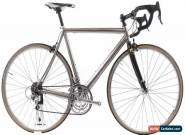 USED 2000 Litespeed Saber 56cm Titanium Road Bike Campagnolo Record 3x10 Triple for Sale