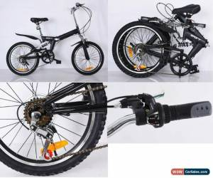 Classic FOLDABLE BICYCLE 20 INCH SUSPENSION - NEW DESIGN - QUALITY PRODUCT for Sale