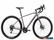 2018 Trek 920 Gravel Bike 54cm Alloy SRAM X7 2x10s Bontrager Duster Elite TLR for Sale