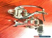 Vintage Pedals with toes clips - Made in France - BERTHET LYOTARD for Sale