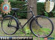 1936 Hopper National Roadster ORIGINAL TRANSFERS DECAL Vintage antique Bicycle  for Sale