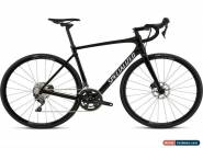 18 Specialized Roubaix Comp - Gloss Tarmac Black/White Reflective Clean - 56 for Sale