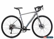 2018 Marin Gestalt X10 Gravel Bike 52cm Aluminum SRAM Apex 10 Speed Disc for Sale