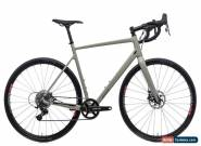 2019 Santa Cruz Stigmata CC CX1 Cyclocross Bike 58cm Carbon SRAM DT Swiss for Sale