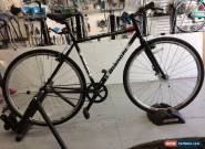 Bianchi San Jose,single Speed,Touring Bike,Black ;NEW Old Stock;49cm;Disk Compat for Sale