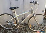 Giant Elwood Mens 17 inch 21 Speed  Alloy Hybrid Bike Bike Path Rail Trail for Sale