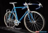 Classic Vintage 1980 De Rosa Size 57cm Columbus SLX Steel Road Bike w/ Super Record for Sale