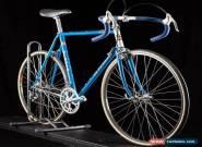 Vintage 1980 De Rosa Size 57cm Columbus SLX Steel Road Bike w/ Super Record for Sale