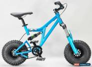 Mini Rig Down hill BMX bike TEAL RKR select wheel and grip colour for Sale