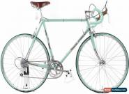 NEW 2018 Bianchi L'Eroica 59cm Lugged Columbus Steel Road Bike Campagnolo 10 sp for Sale