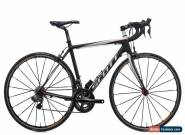 2012 Scott CR1 Comp Road Bike 52cm Carbon Shimano Ultegra Di2 6770 10s Mavic for Sale