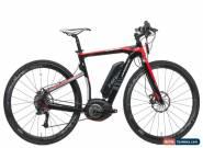 2015 Haibike XDURO SUPERRACE Road E-Bike X-Small Aluminum SRAM X0 10s DT Swiss for Sale