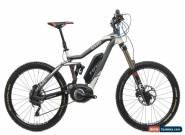"2015 Haibike XDURO Nduro RX Mountain E-Bike 17in 26"" Alloy Shimano XT 10s Bosch for Sale"