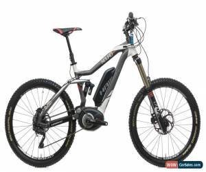 "Classic 2015 Haibike XDURO Nduro RX Mountain E-Bike 17in 26"" Alloy Shimano XT 10s Bosch for Sale"