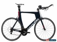 2017 Cervelo P2 Triathlon Bike 61cm Carbon Shimano 105 5800 11s WH-RS010 for Sale