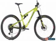 USED 2017 Rocky Mountain Instinct 990MSL BC Edition Large Carbon Mountain Bike for Sale