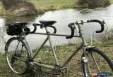 Classic Vintage Tandem Bicycle - Claud Butler - Reynolds 531 lightweight racing tandem for Sale
